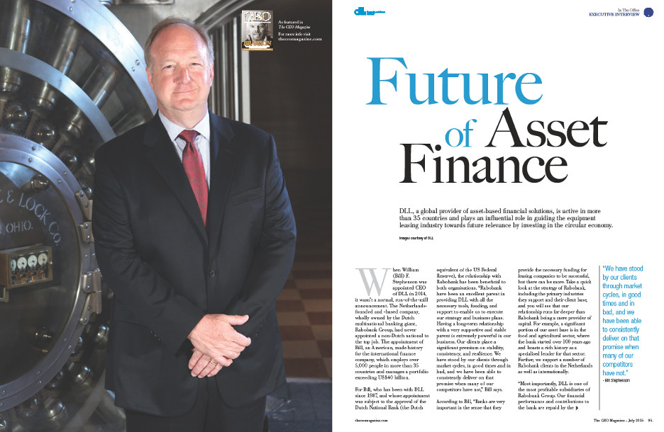 Future of Asset Finance article screenshot