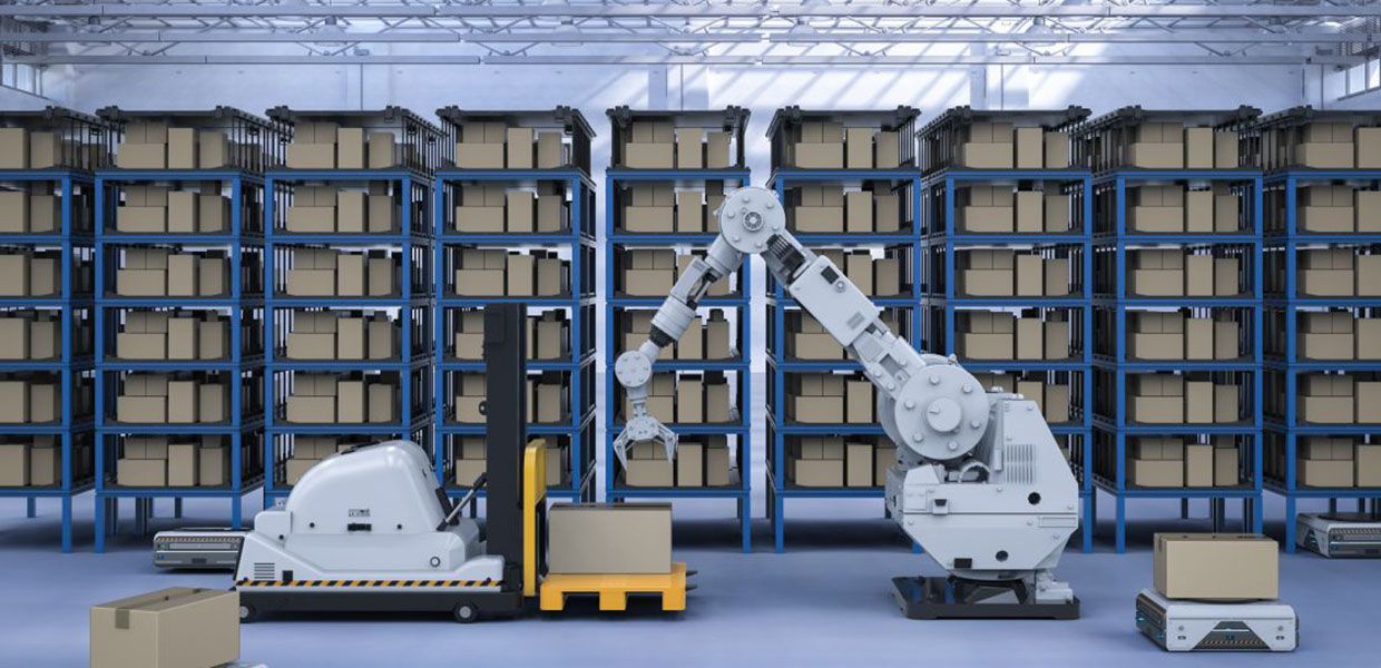 Supply Chain Operations and Robotics